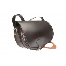 Grosvenor Harness Leather Loader Cartridge Bag