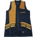 Medallist Skeet Shooting Vest - BLACK / LEFT HANDED
