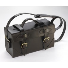 Grosvenor Leather Cartridge Box Carrier