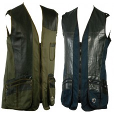 Classic Shooting Vest - LH Green.