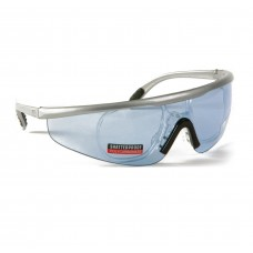 Premier Plus Shooting Glasses - lenses in blue, yellow, red, brown, lilac.