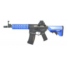 ARES AM-008-BLUE Amoeba M4 Assault Rifle Blue