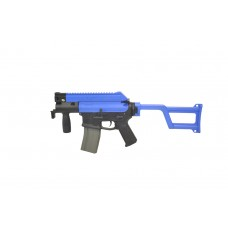 ARES Amoeba M4 Tactical AEG / Electric Firing Control Gearbox Blue