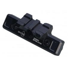 "Ares Octa Arms 4.5"" (45 Degree) Key Rail System Keymod (KM-R-004)"
