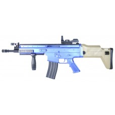 Cyma S-C-R Spring Rifle (Blue - 8902A)