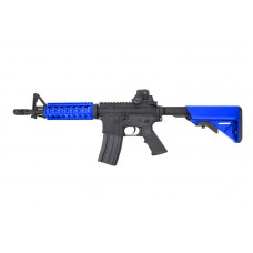 Cyma CM002 M4 CQB AEG Blue - Metal Body
