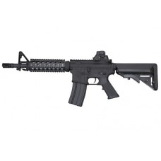 Cyma CM012 M4 CQB Carbine Rifle - Black