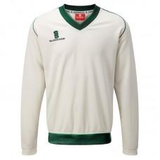 Fleece lined sweater - junior