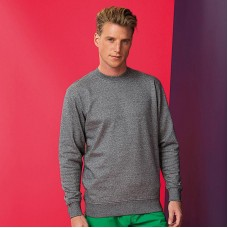 Men's twisted yarn sweatshirt