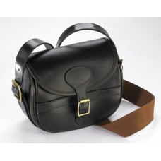 Grosvenor Leather Cartridge Bag (5-13420)