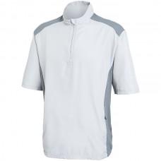 Club wind short sleeve jacket