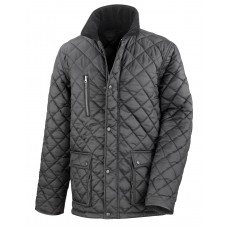 Result Urban,Water Resistant, Quilted Jacket