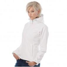 B&C Hooded softshell /women
