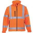 Hi-vis softshell jacket (3L) (S428)