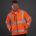 Hi-vis softshell jacket (HVK09)