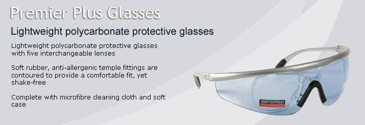 Premier Plus Glasses